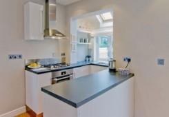 Kako organizirati kuhinju u 5 m2?