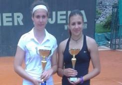 Ena Babić - viceprvakinja Hrvatske u tenisu
