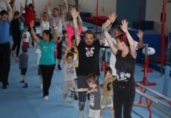 Dani gimnastike za cijelu obitelj