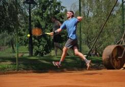 FOTO: Otvoreno prvenstvo u Martinu rasturio tenisač Predrag Vurušić