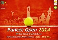 Međunarodni teniski turnir u Čakovcu okupio igrače iz 16 zemalja