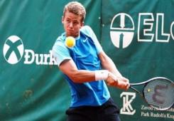 FOTO: Francuz Couacaud pobjednik ITF Futuresa u Čakovcu