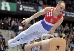 Filip Ude zasad prvi na gimnastičkom SP u Kini!
