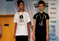 Badmintonski kadet Borna Vadlja u Sloveniji došao do srebra!