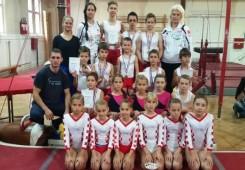 Briljantni mladi gimnastičari iz Zagreba donijeli 6 zlata i 15 medalja