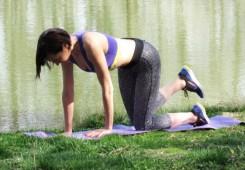 Vježbe za lijepu stražnjicu i noge bez celulita