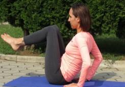Trening za trbušne mišiće